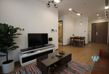Beautiful one bedroom apartment for rent in Vinhome Metropolis, Ba Dinh district, Ha Noi
