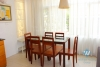 Nice apartment for rent in Au Co Street, Tay Ho District, Ha Noi