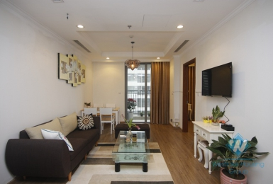 Nice two bedrooms apartment for rent in Park 3-Park Hill, Time City Ha Noi