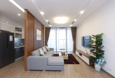 Wonderful four bedrooms apartment for rent in Vinhome Metropolis, Ba Dinh district, Ha Noi