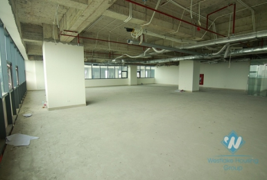 An office for rent in Diplomatic area, Tay Ho district, Ha Noi