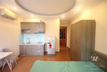 One bedroom apartment is available for rent in Tay Ho.
