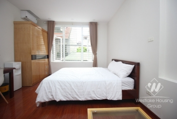 New and nice studio for rent in Ba Dinh, Hanoi