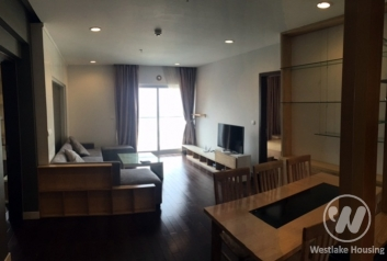 Beautiful 3-bedroom apartment for rent in Lancaster, Ba Dinh district, Hanoi
