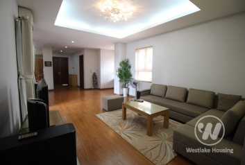 Large two bedrooms apartment for rent in Hai Ba Trung district, Ha Noi