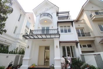 A beautiful house for rent in Vinhome Riverside, Long Bien, Ha Noi