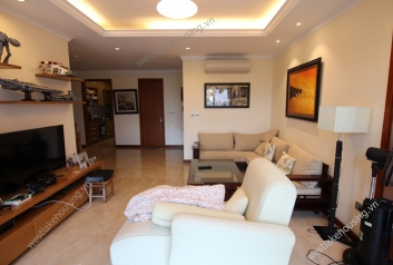 A beautiful apartment for rent in L building of Ciputra, Tay Ho district, Ha Noi