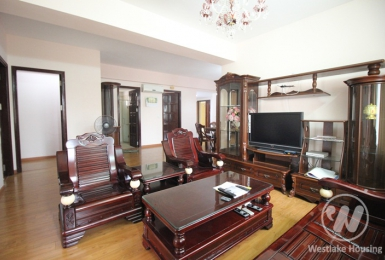 4 bedrooms apartment in Ciputra,Hanoi with sensible price