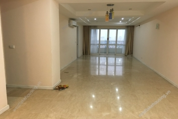 Unfurnished apartment for rent in P building of Ciputra International Ha Noi City