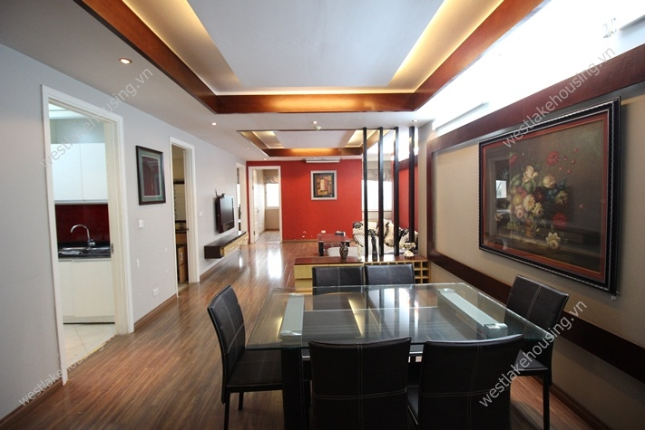 An good apartment for rent in E Ciputra