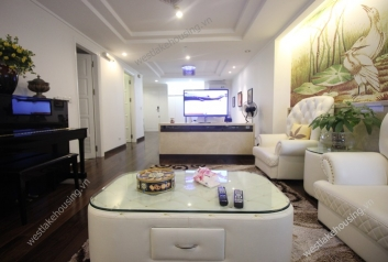 A nice apartment for rent in G Ciputra International Ha Noi City