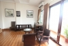 Bright studio for rent in Hoan Kiem district.
