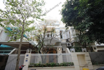 A brand new house for rent in Ciputra T area , Ha Noi