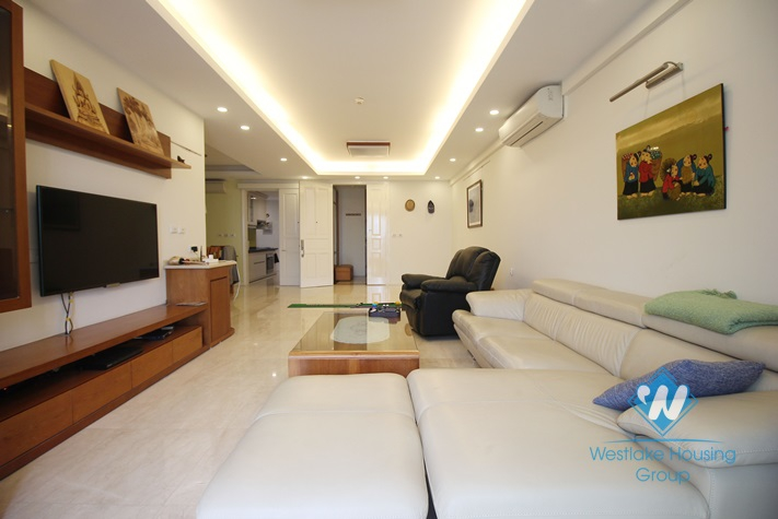 Stunning and luxurious apartment for rent in the heart of Ciputra, Tay Ho, Hanoi