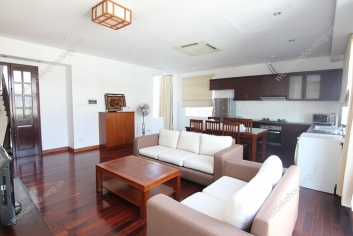 Bright and spacious two bedroom apartment for rent in Tay Ho