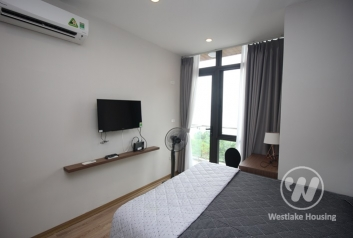 Modern lakeview serviced studio apartment for rent in Tay Ho