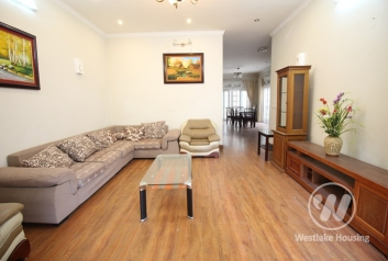 A good house with fully furnished for rent in Ciputra area