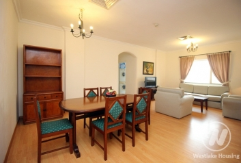 Elegant apartment rental in Hai Ba Trung, Hanoi