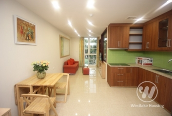 Nice apartment for rent in Giang Vo, Ba Dinh, Hanoi