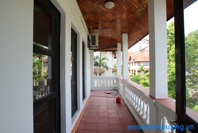 Spacious 6 bedroom house with swimming pool for rent in To Ngoc Van - Tay Ho