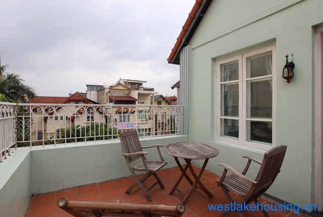 Beautiful 5 bedroom house with swimming pool in To Ngoc Van Tay Ho